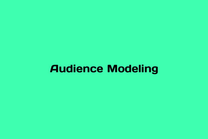 programmatic101-what-is-audience-modeling