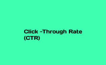 what is a click through rate