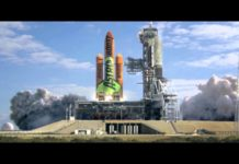 funny rocket launch commercial