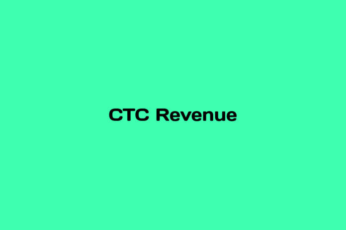 What is CTC Revenue