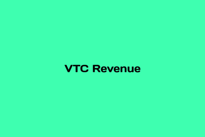 What is VTC Revenue