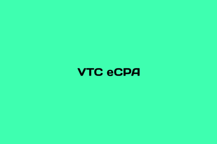 What is VTC eCPA