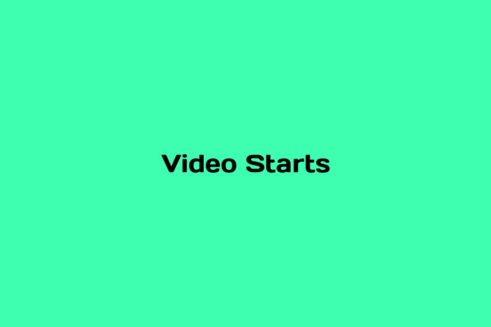 What is Video Starts