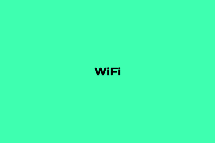 What is WiFi